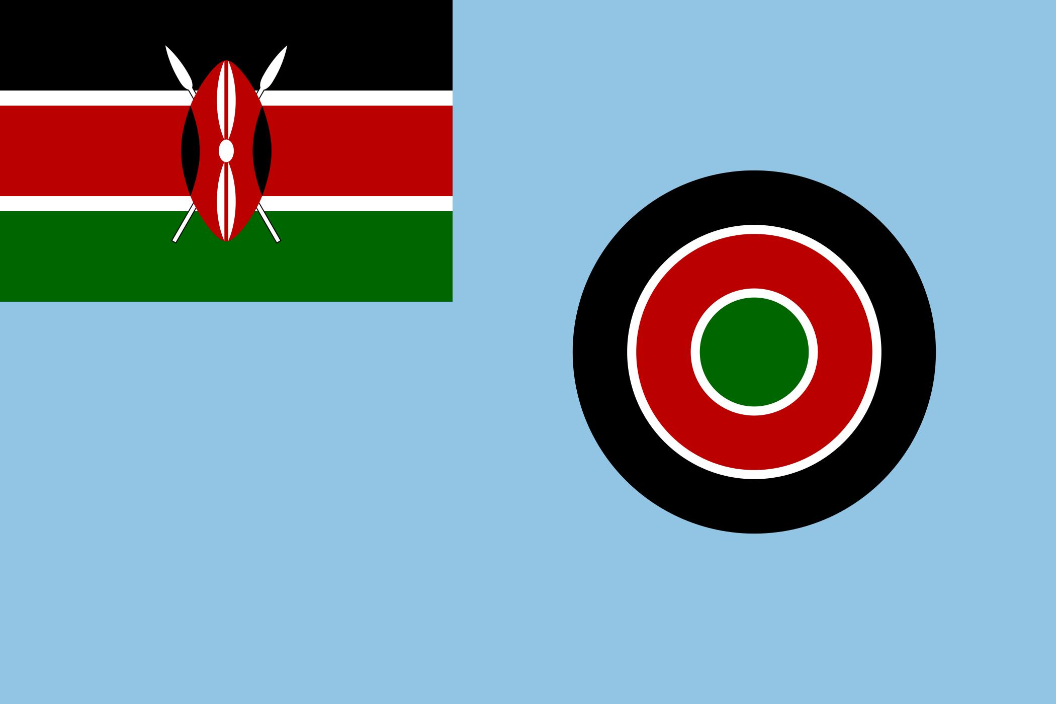 Air Force Ensign of Kenya