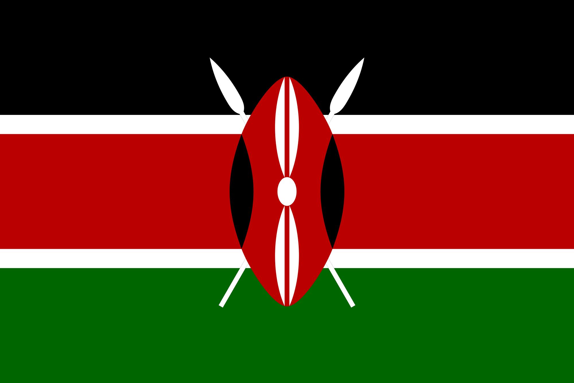 Kenya Flag - Symbolism of Colors, Flag Etiquette, Design and