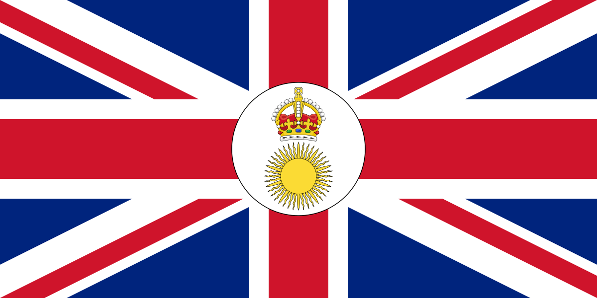 Flag of the Imperial British East Africa Company