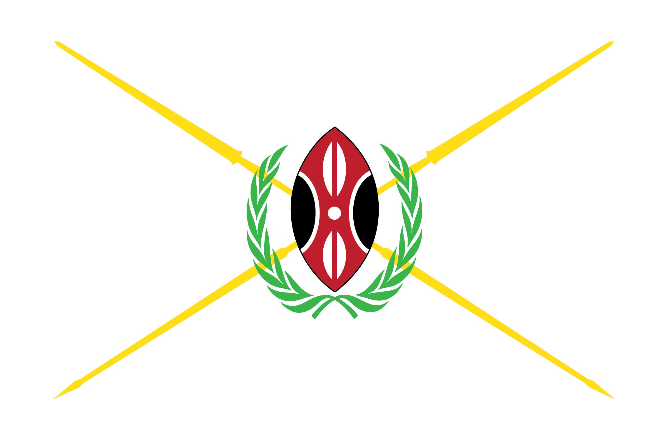 Presidential Standard of Mwai Kibaki
