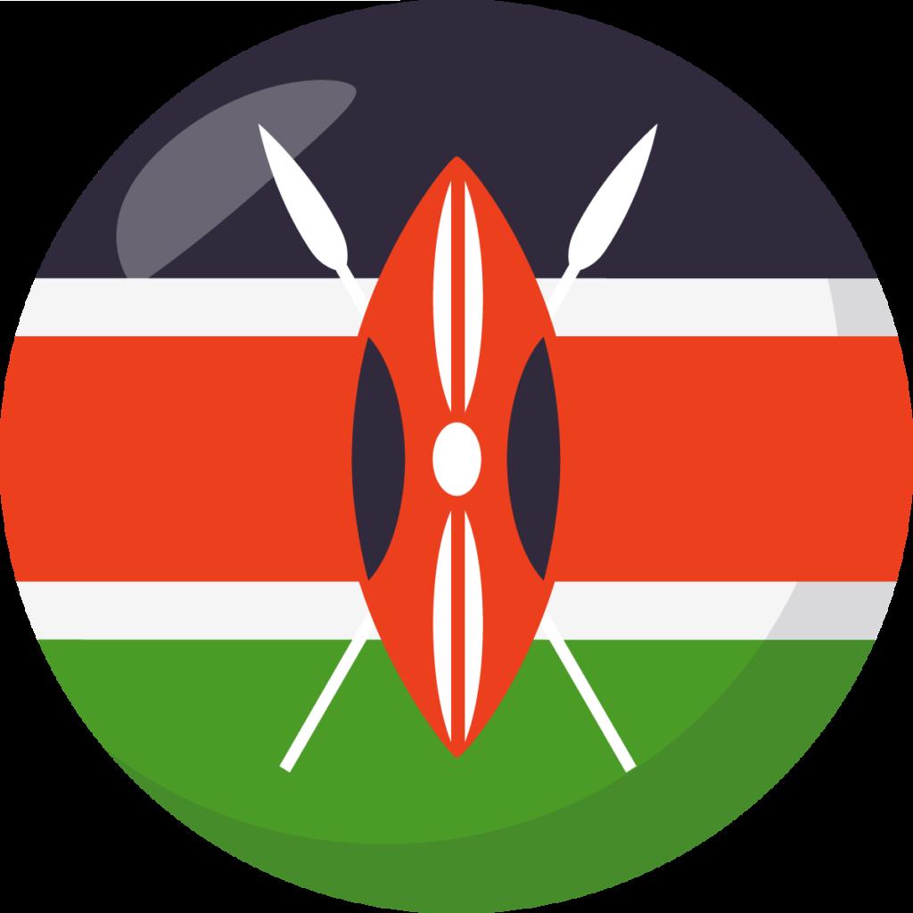 Kenyan flag emoji