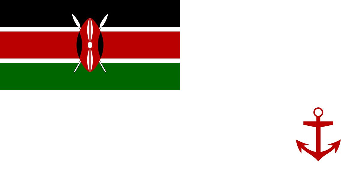 Naval Ensign of Kenya