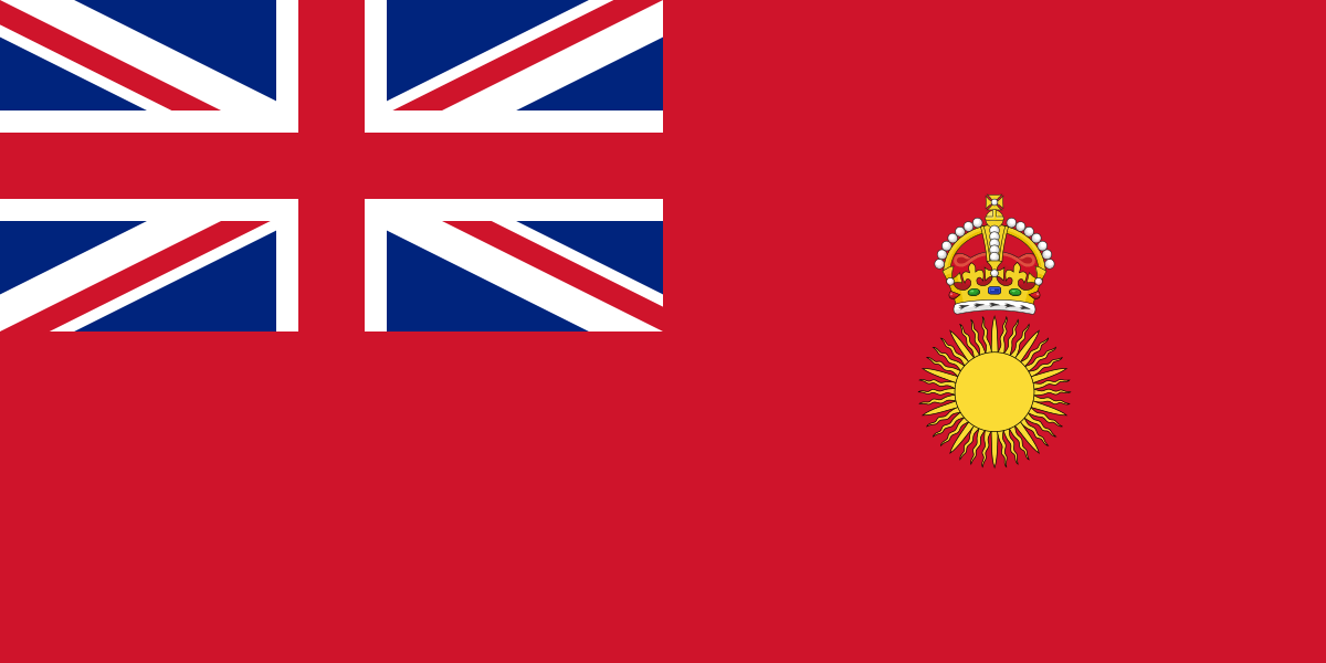 Red Ensign of the Imperial British East Africa Company