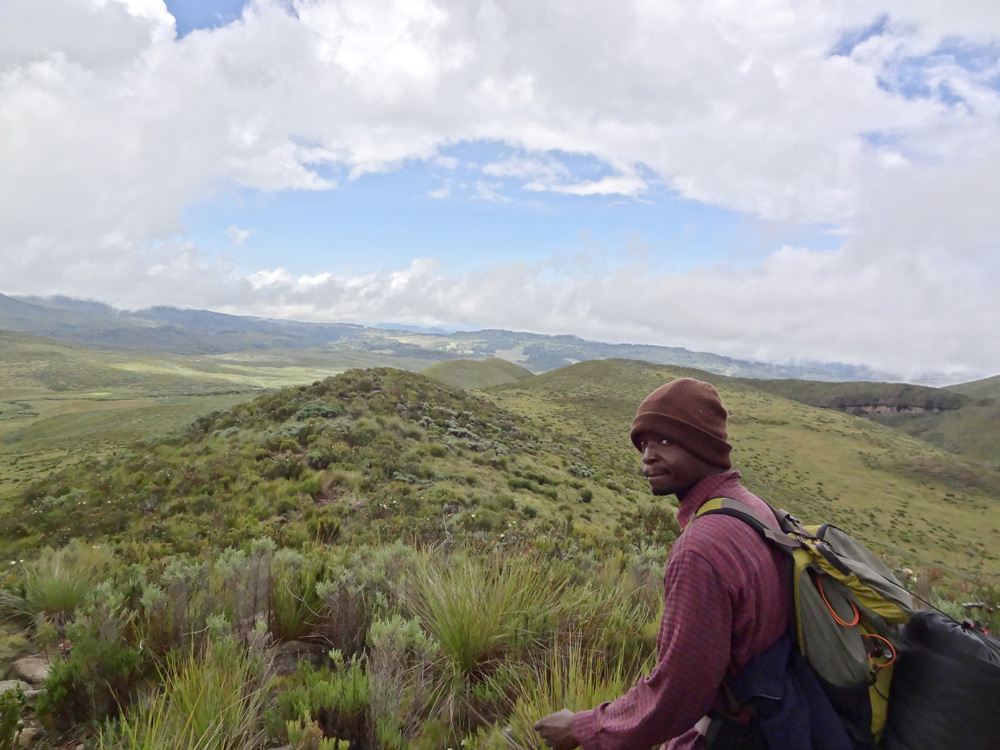 Mount Kenya Climbing - Sweeping Vistas