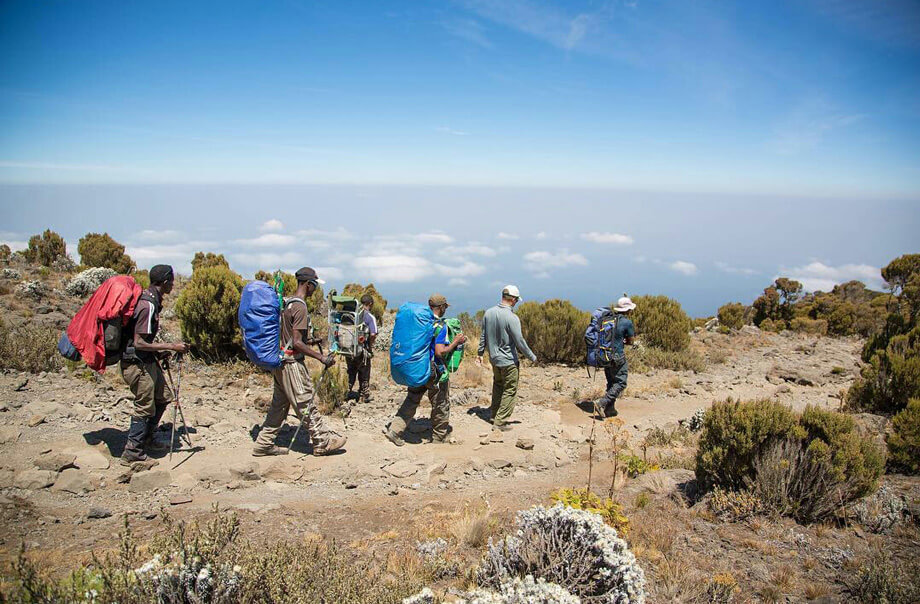 Kilimanjaro - Mount Kilimanjaro Climbing Tour Packages ...