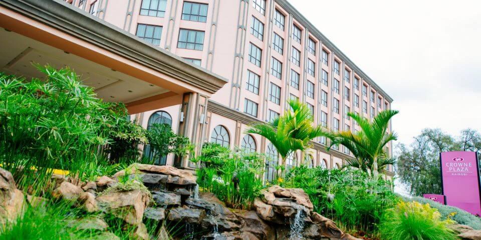 4 Star Nairobi Hotels
