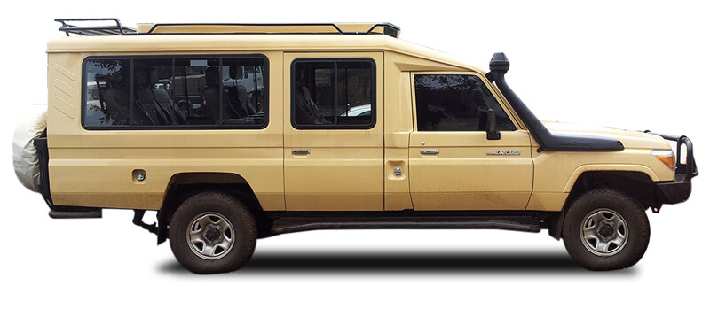 4x4 car hire Nairobi