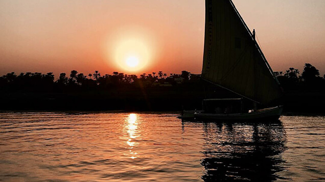 Wonders of the Nile, Egypt